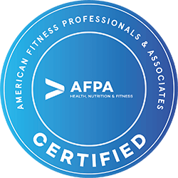 AFPA Certified