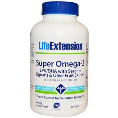 LifeExtension-Omega-3
