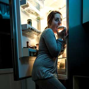 5 ways to Curb Late Night Eating