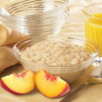 peach-oatmeal