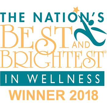 HLS Named Nation's Best and Brightest in Wellness®